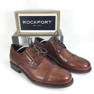 Rockport Total Motion Collection Men's Cap Toe 10
